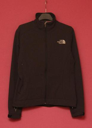 The north face apex soft shell jacket s-m куртка софтшелл