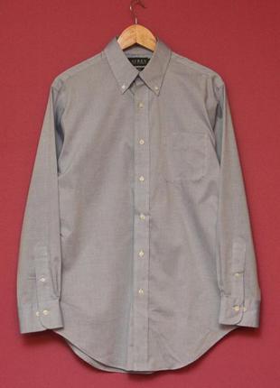 Polo ralph lauren рр 15 1/2 рубашка из хлопка премиум линейки ...