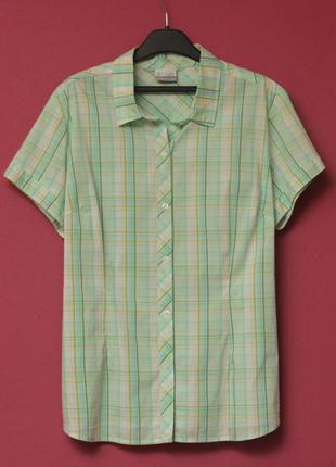 Columbia xl рубашка треккинговая