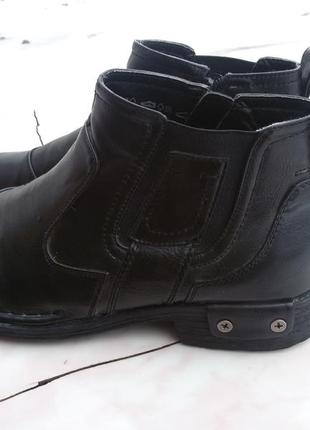 Ботинки полусапоги memphis