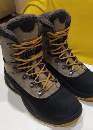 Зимние ботинки lowa couloir gtx junior