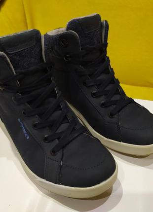 Зимние ботинки lowa tortona gtx mid ws