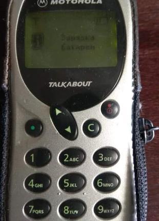 Телефон - Motorola AC2-41A00