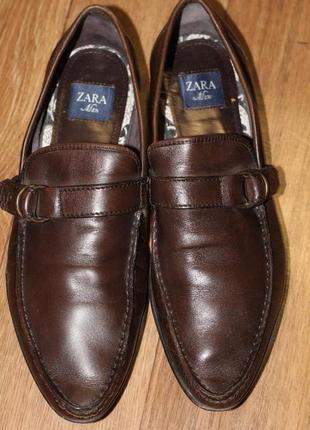 Туфли мужские zara 42 размер