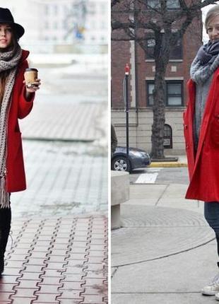 Женское пальто шерсть и кашемир charisma 46-48