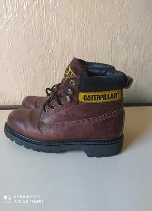 Черевики, ботинки cat, размер 37