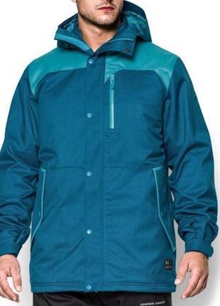 Куртка under armour storm 3-in-1 jacket (парка, жакет, плащ)