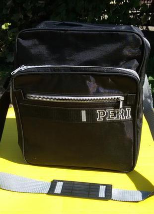 Мужская сумка через плечо peri