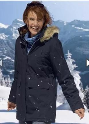 Шикарная куртка аляска atlas for women оригинал германия