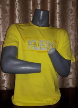 🔥🔥🔥новая мужская футболка calvin klein jeans🔥🔥🔥