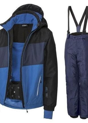 Комплект зимний, лыжный, куртка и комбинезон германия crivit