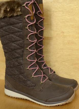 Высокие сапожки salomon hime high winter boots