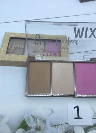Палетка для макияжа ruby rose your perfect mix № 1