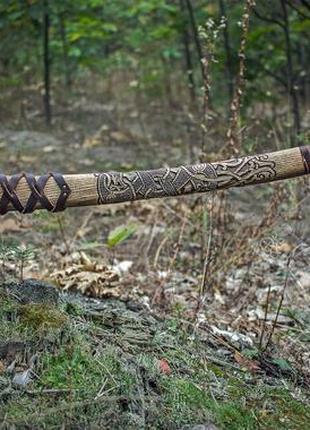 Оригинальный подарок для мужчин, эксклюзивный топор ручной работы