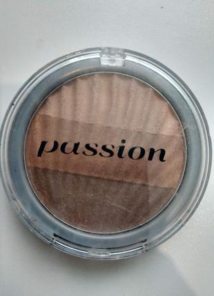 Румяна бронзатор хайлайтер passion