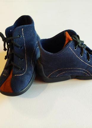 Немецкие ботиночки, ботинки, кроссовки rohde, 22 размер