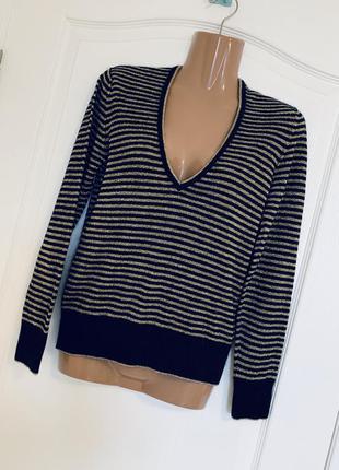 Пуловер ангора