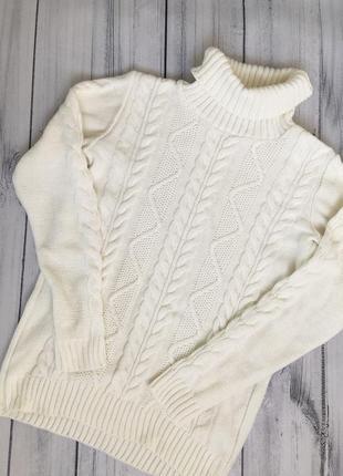Молочный свитер ❤️