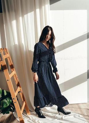 Платье шпатель