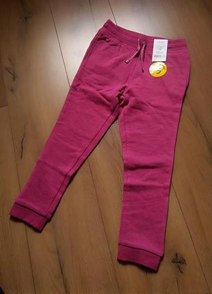 Утепленные штаны для девочки 3-4 george