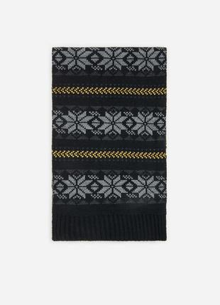 Теплый шарф reserved