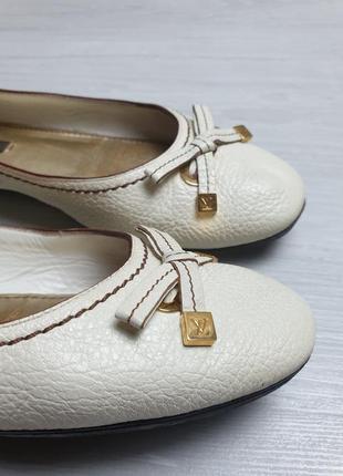 Балетки туфли louis vuitton