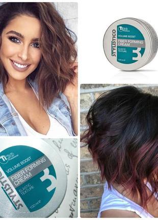 Паста для эффекта мокрых волос крем воск гель лак для укладки ...