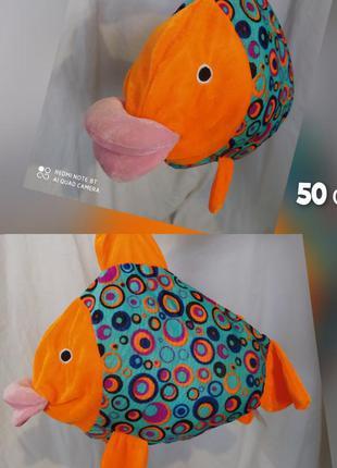 Игрушка - подушка рыбка