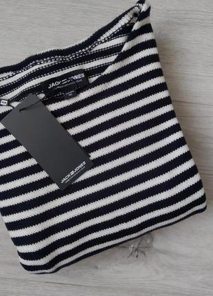 Мужской свитшот оверсайз кофта свитер большой размер jack & jones