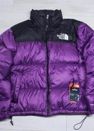 Шикарный пуховик the north face 1996 retro nuptse jacket