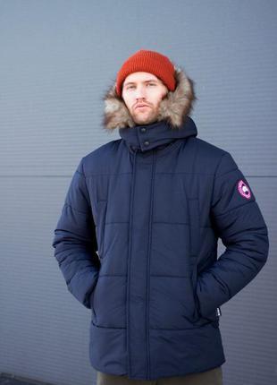 Зимняя теплая куртка до -30/тепла зимова куртка