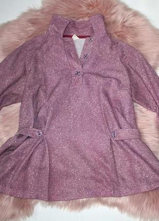 Кофта-пиджак деловая плотная 12р (к041)