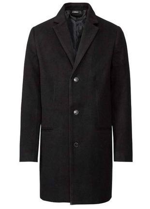 Мужское классическое пальто livergy