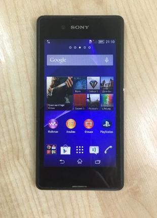 Смартфон Sony Xperia E3 D2202 (57458) Уценка