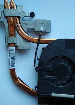 HP Pavilion dv5-1000 dv 5 1000 dv5 Радиатор система охлаждения