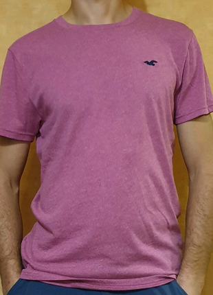 Футболка розовая
