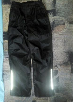 Демисезонные брюки р.140 lassie