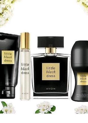 Набор Little black dress  из 4 единиц