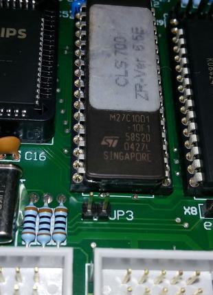 Модуль плата CLS 700  ;  bs62lv256pip55