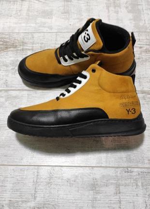Термо Ботинки Adidas y-3