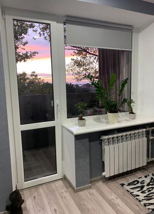 Энергосберегающие металлопластиковые окна Rehau