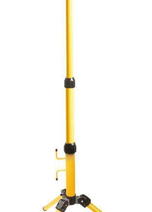 Прожектор TOPEX галогенный переносной, 400 Вт на телескопическом