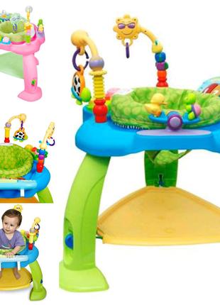 Игровой развивающий центр Музыкальный стульчик