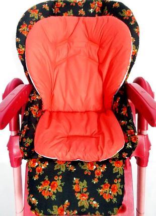 Матрасик в кресло для кормления