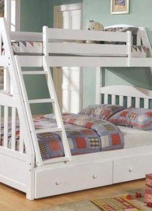Кровать двухъярусная каспер