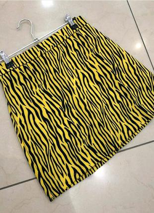 Новая яркая женская юбка