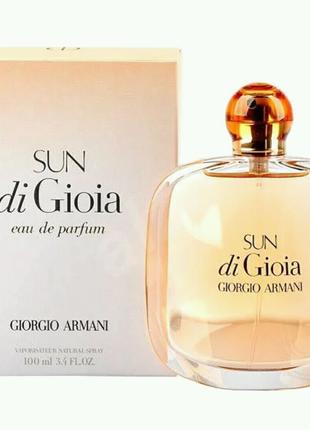100 мл Giorgio Armani Sun di Gioia (ж)