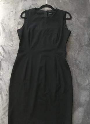 Платье футляр zara