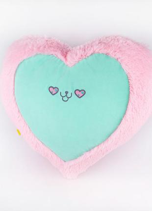 Подушка сердце . подарок на день влюбленных.