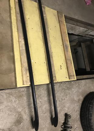 Рейлинги (дуги) багажника крыши Опель Омега Б Opel Omega B